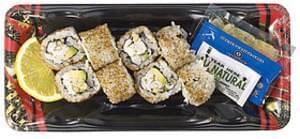 Wegmans Asian Food Super Skinny Roll