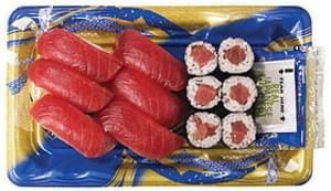 Wegmans Asian Food Ahi Tuna Combo