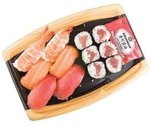 Wegmans Asian Food Deluxe Ocean Combo