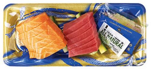 Wegmans Sashimi Selection Large Asian Food - 7 oz