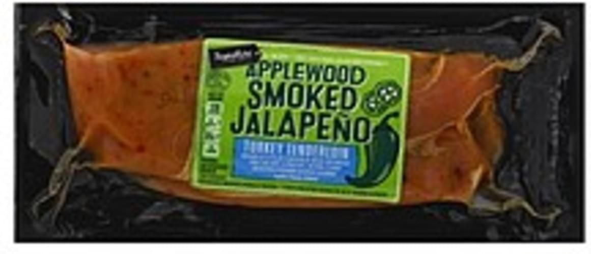Signature Select Applewood Smoked Jalapeno Turkey Tenderloin - 1 ea
