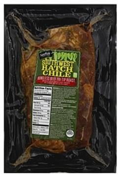 Signature Select Beef Tri-Tip Roast, Southwest Hatch Chile, Boneless