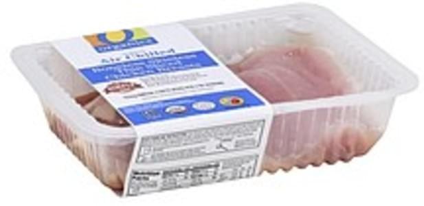 O Organics Chicken Breasts, Boneless Skinless, Thin Sliced
