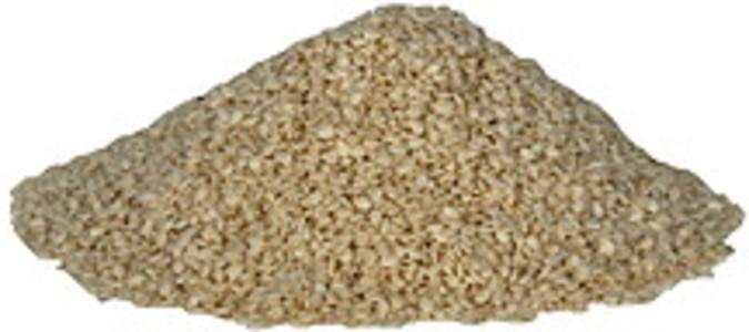 Wegmans Sesame Seeds Hulled, Organic