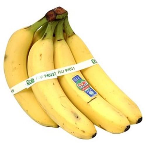 Wegmans Organic Bananas Fresh Fruit - 1 lb