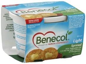 Benecol Vegetable Oil Spread 39%, Light