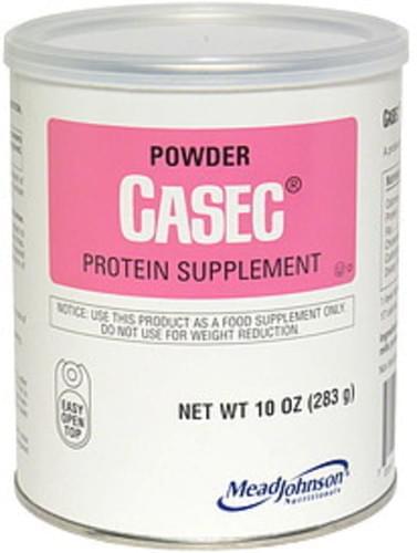 Casec Protein Supplement Powder - 10 oz