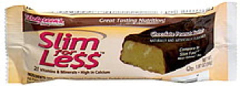 Walgreens Chocolate Peanut Butter Bar