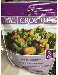 Wellsley Farms Caesar Style Croutons