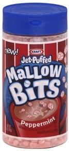 Jet Puffed Mallow Bits Peppermint