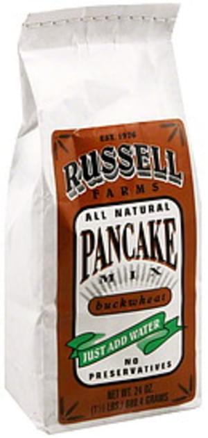 Russell Farms Buckwheat Pancake Mix - 24 oz