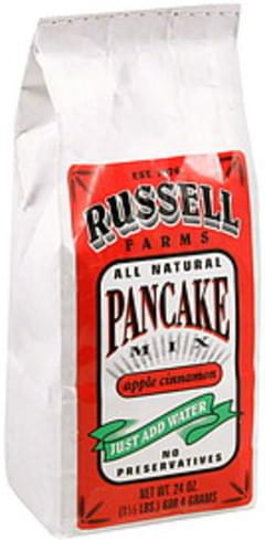 Russell Farms Pancake Mix Apple Cinnamon