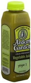 Ardens Garden Vegetable Juice Cold Pressed, Yoga 1