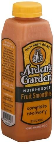 Ardens Garden Complete Recovery, Nutri-Boost Fruit Smoothie - 15.2 oz