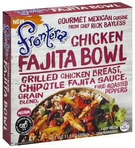 Frontera Fajita Bowl Chicken, Medium