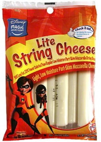 Magic Selections Lite String Cheese - 12 ea