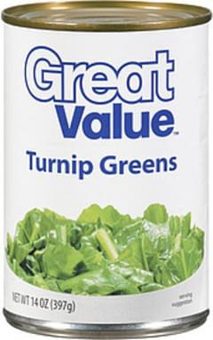 Great Value Turnip Greens