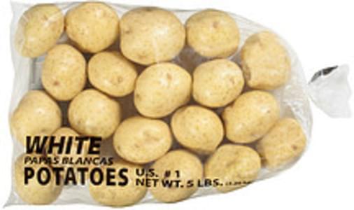 C.h. Robinson Potatoes White