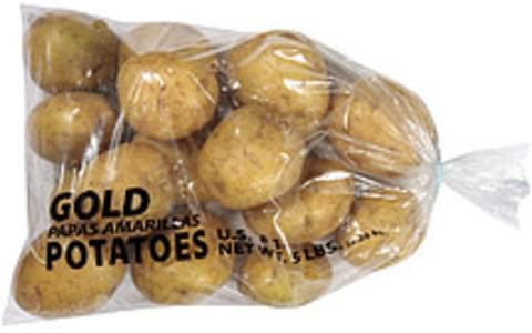 Farming Technology, Inc. Potatoes Gold