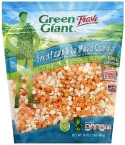 Green Giant Sweet Potato & Cauliflower Crumbles, Chopped