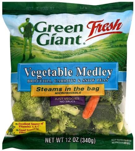 Green Giant Vegetable Medley - 12 oz