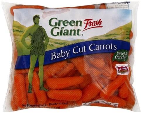 Green Giant Baby Cut Carrots - 16 oz