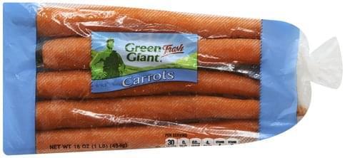 Green Giant Carrots - 16 oz