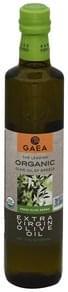Gaea Olive Oil Extra Virgin, Organic