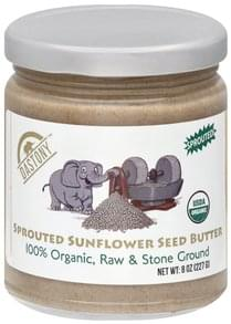 Dastony Sunflower Seed Butter Sprouted