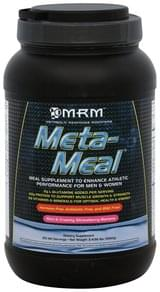 MRM Meta-Meal Rich & Creamy, Strawberry-Banana