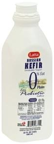 Latta Kefir Russian, Plain