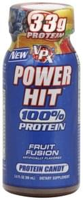 Power Hit Protein Candy Fruit Fusion