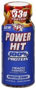 Power Hit Protein Candy Peach Mango