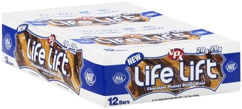 VPX Chocolate Peanut Butter Blast Bar - 12 ea