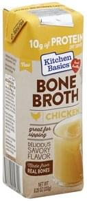 Kitchen Basics Bone Broth Chicken