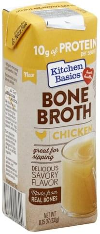 Kitchen Basics Chicken Bone Broth - 8.25 oz