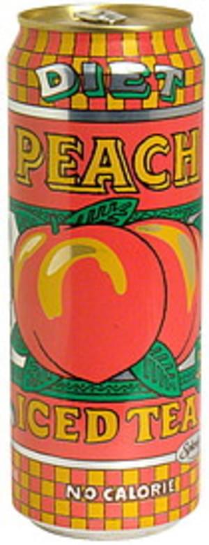 Peach Flavor, Diet Iced Tea - 23.5 oz