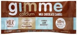 Gimme Candies Milk Chocolate