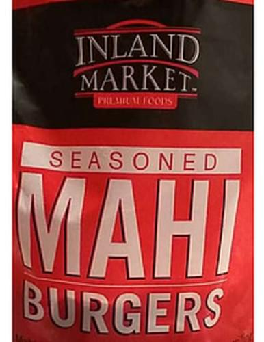 Inland Market Seasoned Magi Burgers - 113 g