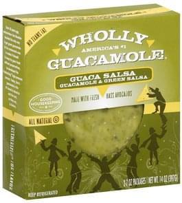 Wholly Guacamole Guaca Salsa