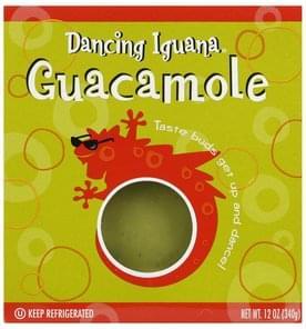 Dancing Iguana Guacamole