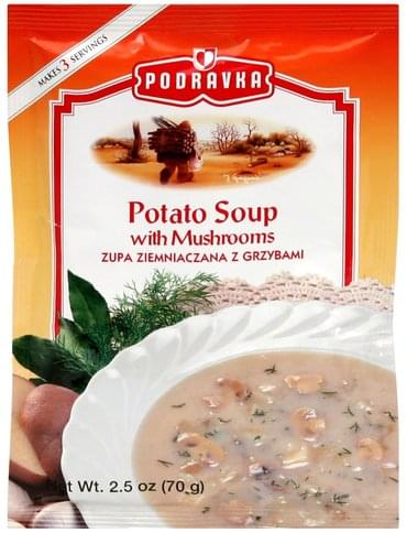 Podravka Potato Soup with Mushrooms - 2