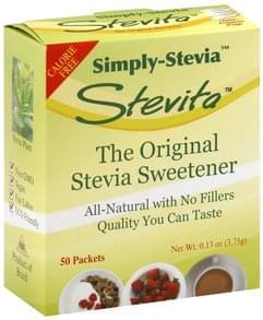 Stevita Sweetener Original Stevia