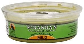 Mirandas Guacamole Fresco, Mild