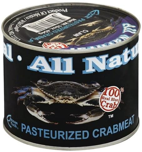 Ocean Tech Claw Crabmeat - 16 oz