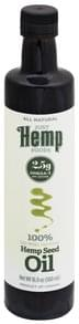 Just Hemp Foods Hemp Seed Oil