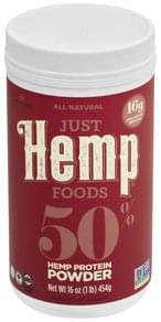 Just Hemp Foods Hemp Protein Powder