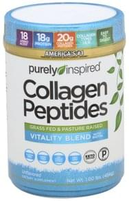 Purely Inspired Collagen Peptides Unflavored
