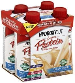 Hydroxycut Protein Shakes French Vanilla