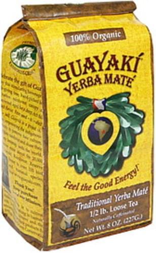 Guayaki Yerba Mate Loose Tea - 8 oz